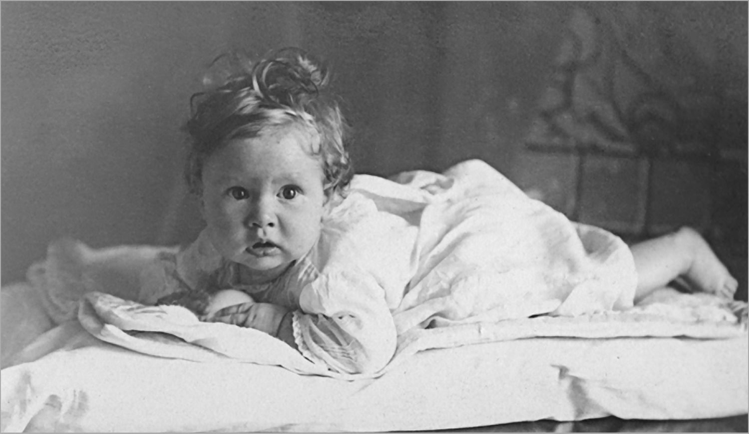 young child