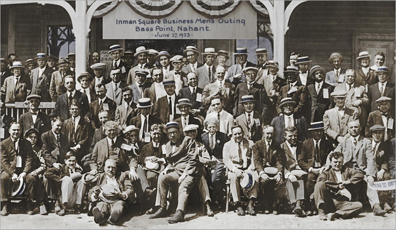 annual businessmen's picnic