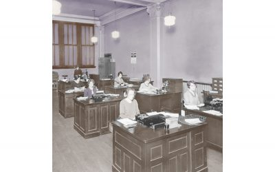 Colorized Office