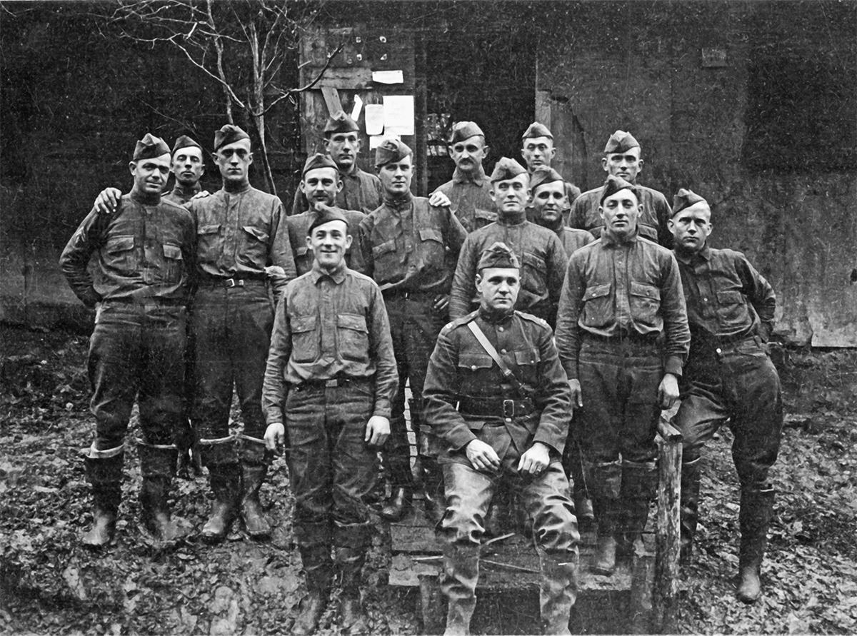 Army platoon, light restoration